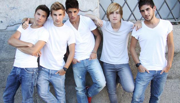 El grupo juvenil Auryn