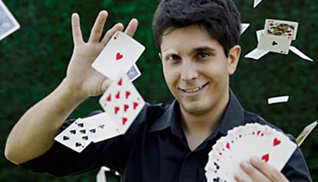 El mago Jorge Luengo