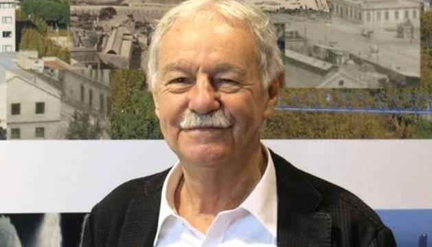 El escritor catalán Eduardo Mendoza