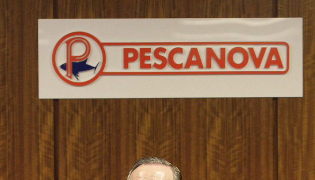 El presidente de Pescanova, Manuel Fernández de Sousa.