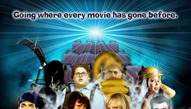 Cartel de la última entrega de la saga 'Scary Movie'