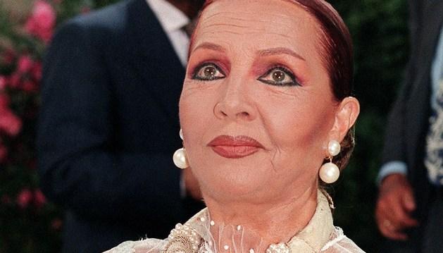 Imágenes de la vida de la actriz Sara Montiel, protagonista de 'El último cuplé', quien ha fallecido este lunes a los 85 años.