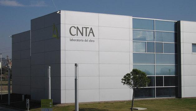 Sede del CNTA en San Adrián