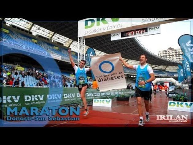 """Trailer del documental """"Hacer una maratón con diabetes"""""""