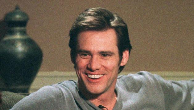 El actor Jim Carrey
