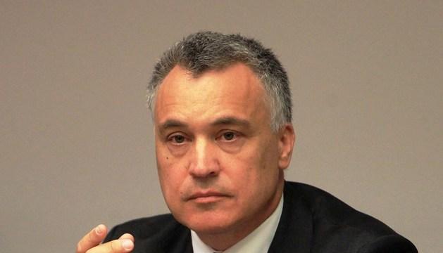 Javier Enériz, Defensor del Pueblo en Navarra