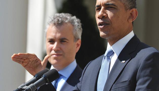Obama, en la Rosaleda de la Casa Blanca