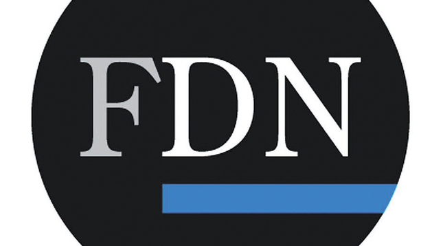 Imagen del logotipo de la Fundación Diario de Navarra