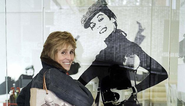La periodista Mercedes Milá, durante una entrevsita.