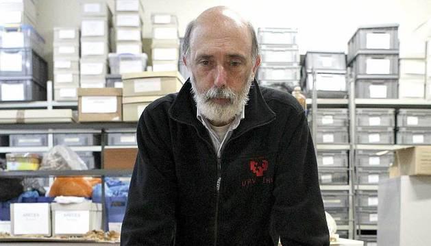 El forense vasco Francisco Etxeberria.