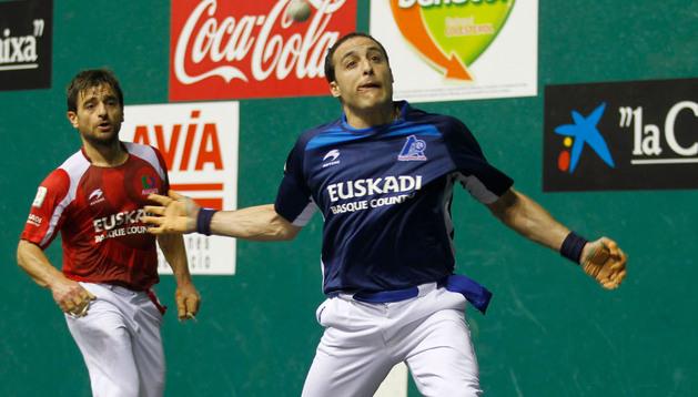 Martínez de Irujo y Berasaluze II se enfrentan en la final del Parejas el próximo domingo 28 de abril