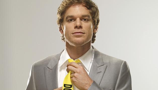 Michael C. Hall, protagonista de Dexter.