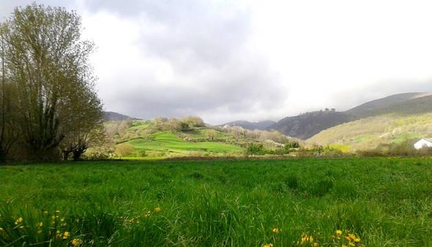 El sol asomarán también en el norte de Navarra.