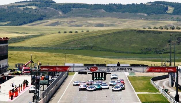 FIA GTI World Championship en el Circuito de Los Arcos en mayo de 2012