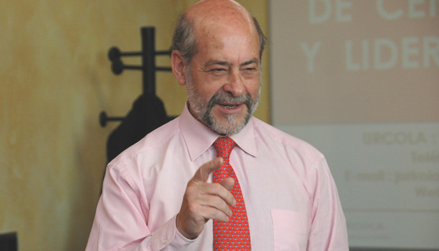 Juan Luis Urcola.