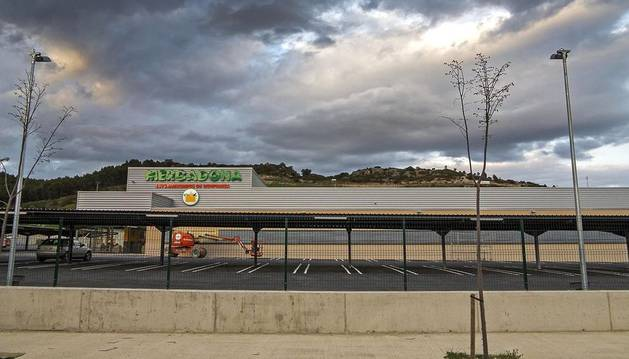 Imagen del supermercado Mercado de Estella