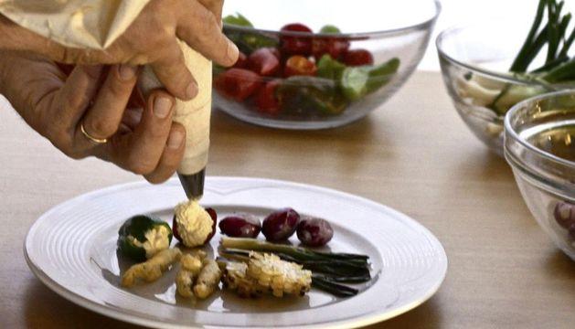 Fotografía facilitada por el restaurante albanés Mrizi i Zanave del chef Altin Prenga
