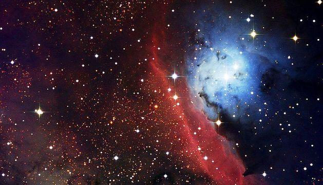 Imagen facilitada por el Observatorio Austral Europeo (ESO).