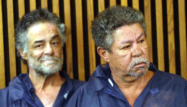El acusado de secuestrar y violar a tres jóvenes durante 10 años en Cleveland, Ariel Castro, acudió este jueves al tribunal, dónde una juez le impuso una fianza de 8 millones de dólares.