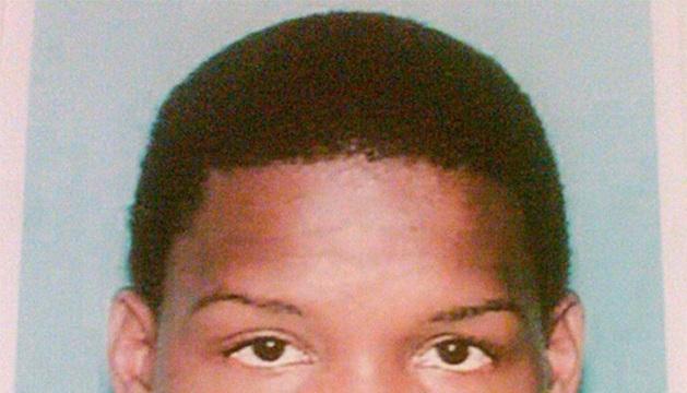 Fotografía cedida por el Departamento de Policía de Nueva Orleans que muestra a Akein Scott