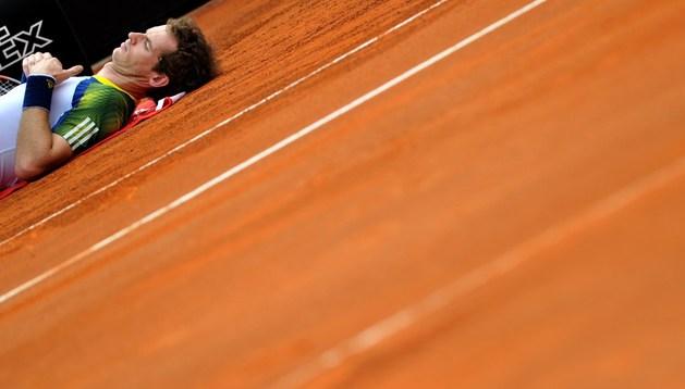 Murray se ha tenido que retirar del Masters de Roma