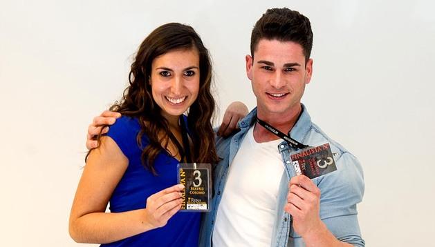 Finalistas a Rey y Reina de la Belleza Navarra 2013