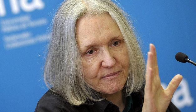 Saskia Sassen, experta en asuntos urbanos y globalización.