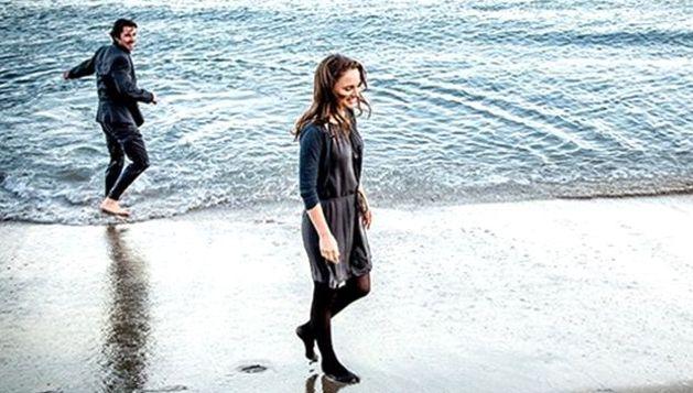 Natalie Portman y Christian Bale en la primera imagen oficial de la película.