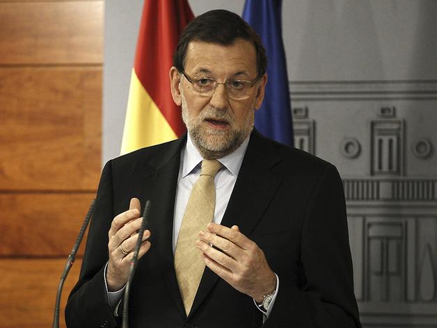 Reunión de Rajoy con los agentes sociales