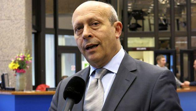 El ministro de Educación español, José Ignacio Wert.