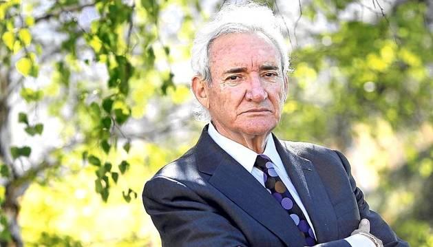 El periodista radiofónico Luis del Olmo.