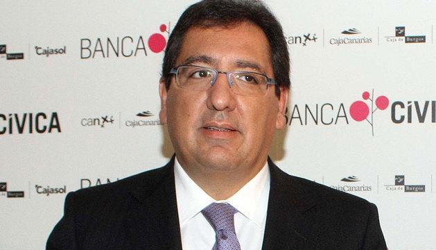 Antonio Pulido.