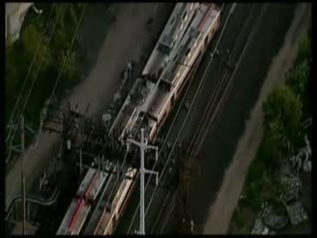 Un choque de trenes deja 60 heridos, cinco de gravedad, en Connecticut