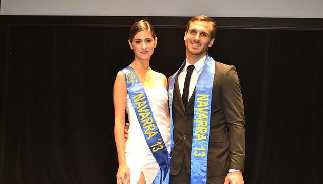 Final del certamen Rey y reina de la Belleza en Navarra 2013