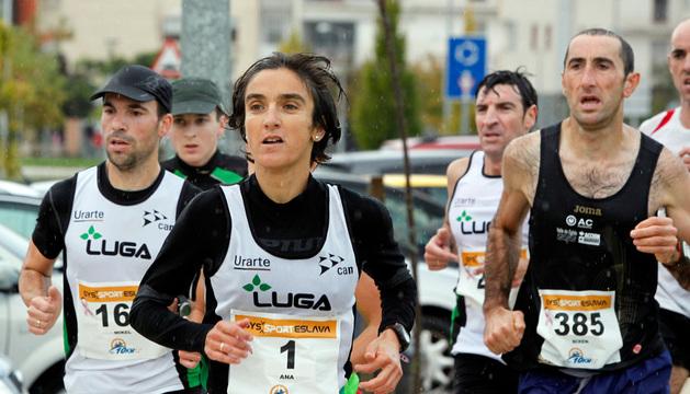 Ana Casares.