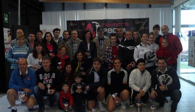 Campeonato Navarro de Parejas Mixtas.
