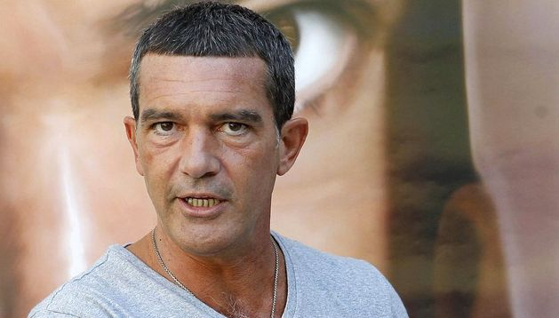El actor español Antonio Banderas.