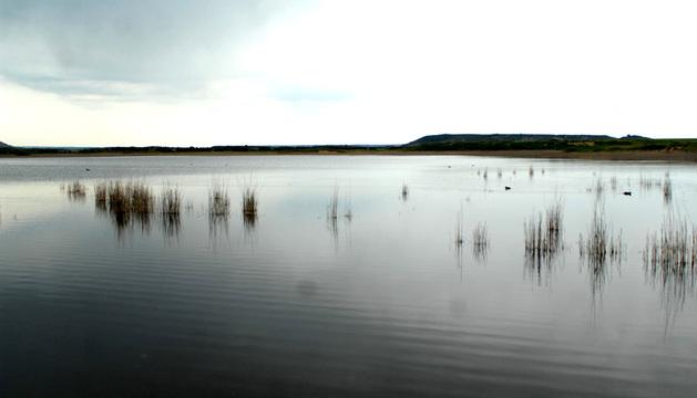 La laguna de Pitillas