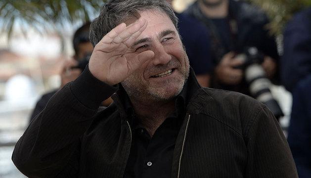 Sergi López, en Cannes.