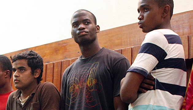 Michael Adebolajo en el juicio en Kenia en noviembre de 2010.