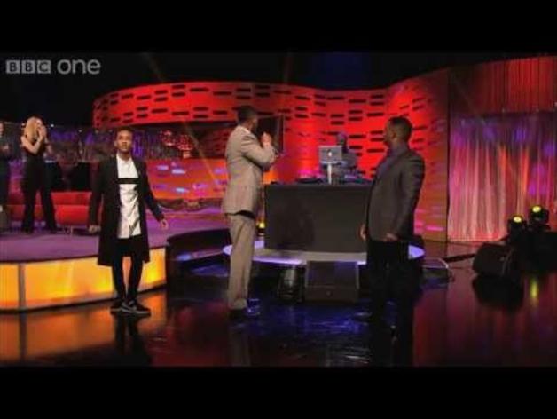 Will Smith y Carlton al ritmo de El príncipe de Bel-Air