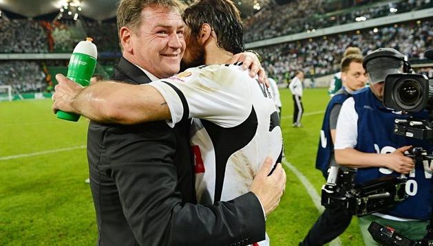 Jan Urban ha conseguido el doblete en Polonia tras ganar la Liga y la Copa