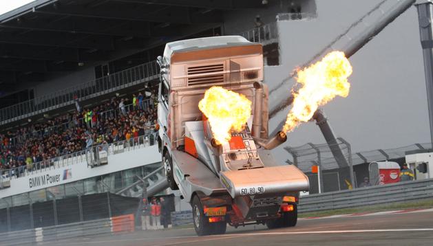 Este fin de semana se disputa el Campeonato de Europa FIA de Camiones