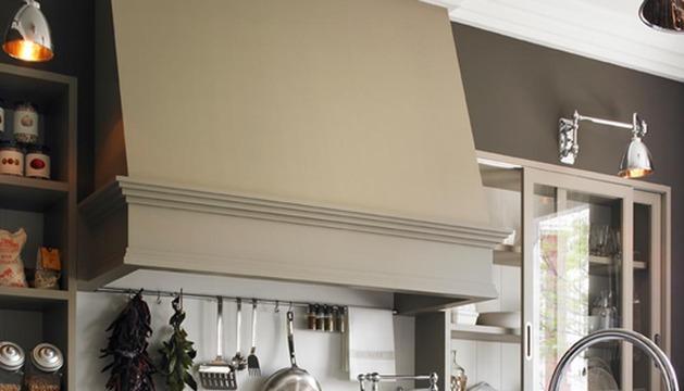 Una de las cocinas propuestas en Casa Decor 2013