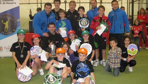 Navarra Pádel Master Club A