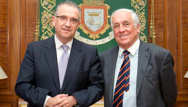 Enrique Maya y Carlos Espinosa de los Monteros