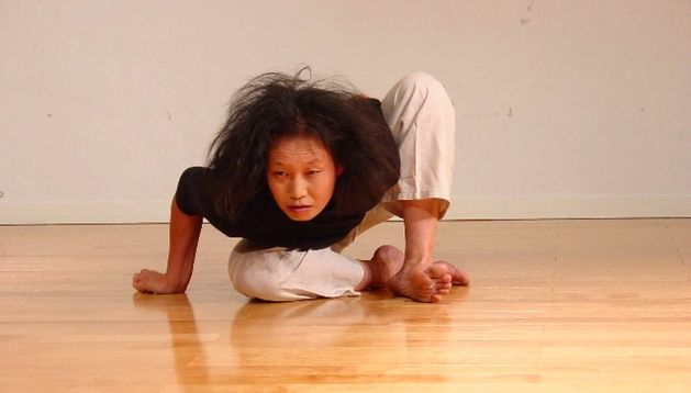 La coreógrafa japonesa Hisako Horikawa.