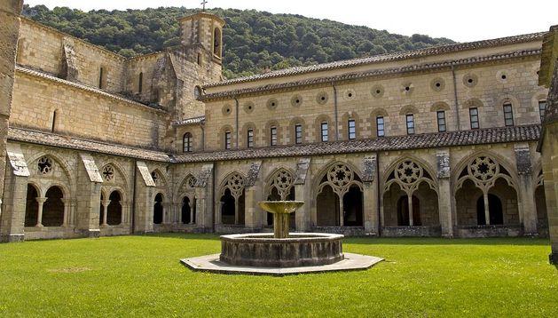 Monasterio de Iranzu.
