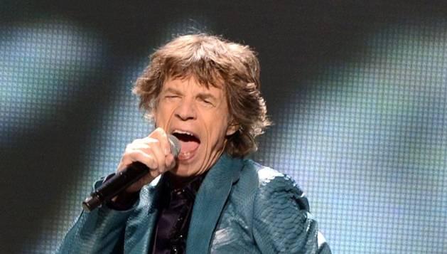 El líder de los Rolling Stones, Mick Jagger.