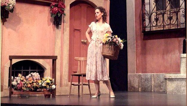 'La del manojo de rosas'.